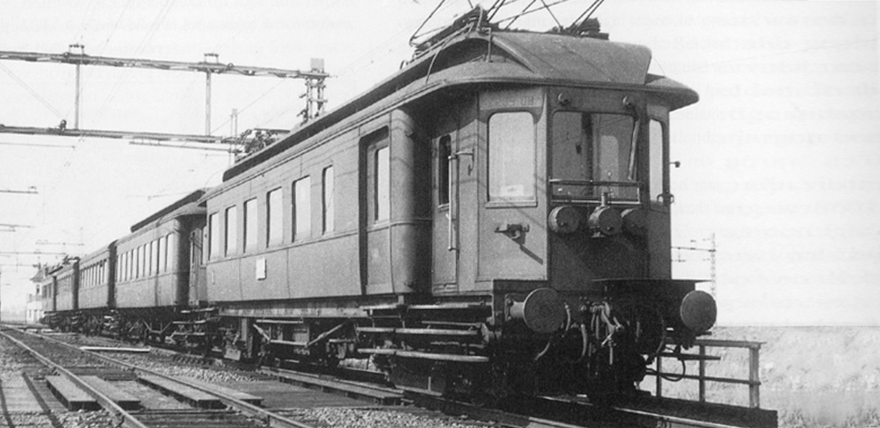 Hofbogen Hofpleintrein - wagon mDB9953